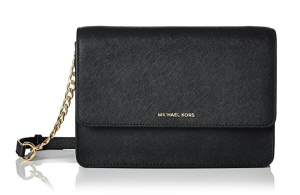 Michael Kors Daniela Large Leather Crossbody