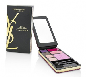 YSL Makeup Palette, Fuchsia Edition